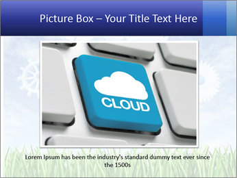 Cloud computing servers PowerPoint Templates - Slide 15