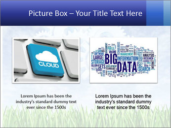 Cloud computing servers PowerPoint Templates - Slide 18