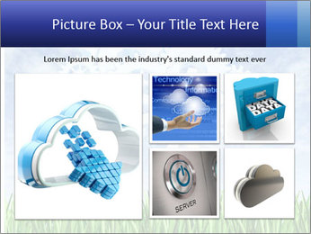 Cloud computing servers PowerPoint Templates - Slide 19