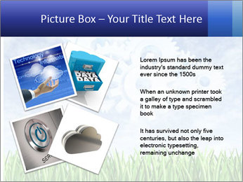 Cloud computing servers PowerPoint Templates - Slide 23