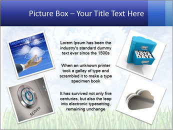 Cloud computing servers PowerPoint Templates - Slide 24