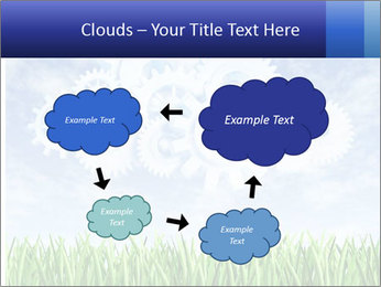 Cloud computing servers PowerPoint Templates - Slide 72