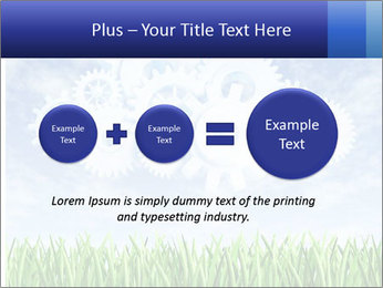 Cloud computing servers PowerPoint Templates - Slide 75