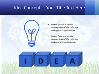 Cloud computing servers PowerPoint Templates - Slide 80