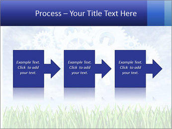 Cloud computing servers PowerPoint Templates - Slide 88