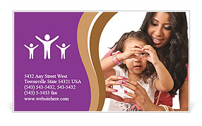 0000087851 Business Card Template