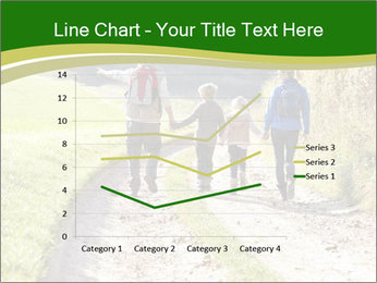 Young family walking PowerPoint Template - Slide 54