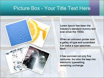 Window Washing PowerPoint Templates - Slide 23