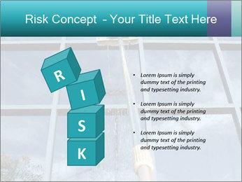 Window Washing PowerPoint Template - Slide 81