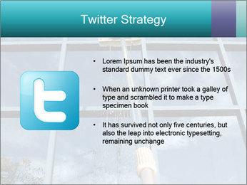 Window Washing PowerPoint Template - Slide 9