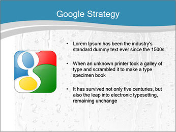 Rain drops PowerPoint Templates - Slide 10