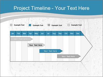 Rain drops PowerPoint Templates - Slide 25