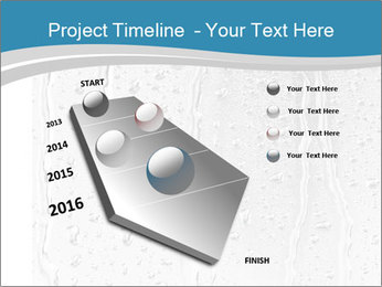 Rain drops PowerPoint Templates - Slide 26