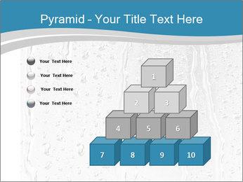 Rain drops PowerPoint Templates - Slide 31
