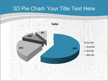 Rain drops PowerPoint Templates - Slide 35