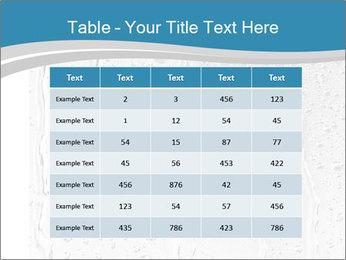 Rain drops PowerPoint Templates - Slide 55