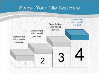 Rain drops PowerPoint Templates - Slide 64