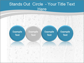 Rain drops PowerPoint Templates - Slide 76