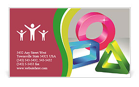 0000087859 Business Card Template