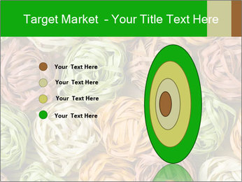 Colorful pasta tagliatelle PowerPoint Templates - Slide 84
