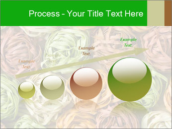 Colorful pasta tagliatelle PowerPoint Templates - Slide 87