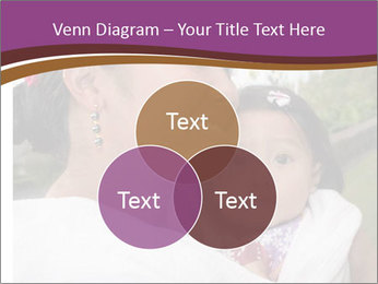 A young mother PowerPoint Template - Slide 33