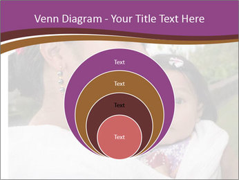 A young mother PowerPoint Template - Slide 34