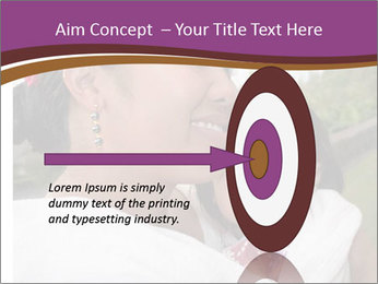 A young mother PowerPoint Template - Slide 83