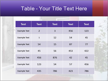Modern furniture PowerPoint Template - Slide 55