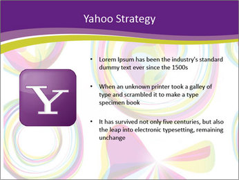 Abstract futuristic PowerPoint Templates - Slide 11