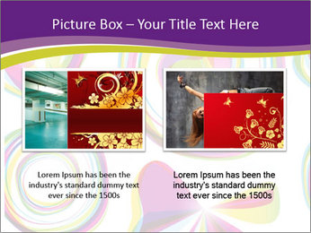 Abstract futuristic PowerPoint Templates - Slide 18