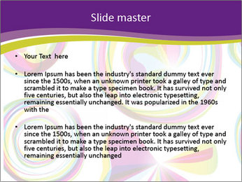 Abstract futuristic PowerPoint Templates - Slide 2