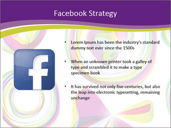 Abstract futuristic PowerPoint Templates - Slide 6