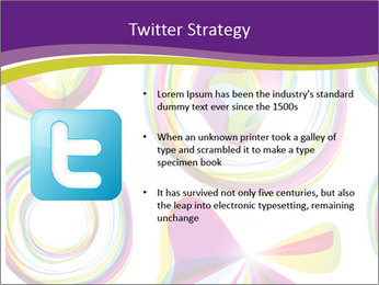Abstract futuristic PowerPoint Templates - Slide 9