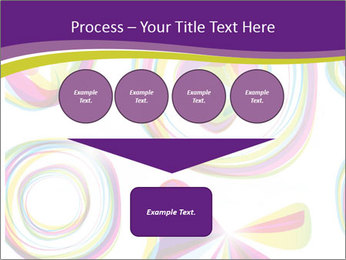 Abstract futuristic PowerPoint Templates - Slide 93