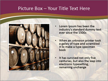 Wine PowerPoint Template - Slide 13