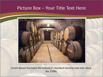 Wine PowerPoint Template - Slide 15