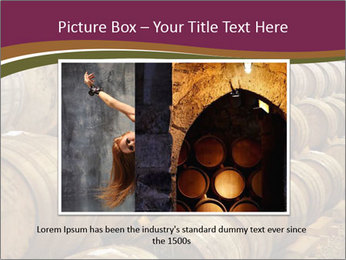 Wine PowerPoint Template - Slide 16
