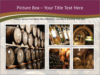 Wine PowerPoint Template - Slide 19