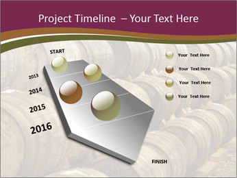 Wine PowerPoint Template - Slide 26