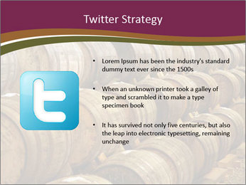 Wine PowerPoint Template - Slide 9