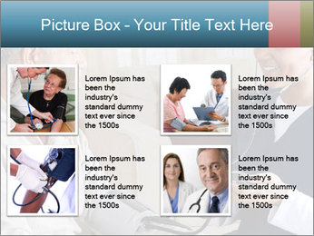 Home health care worker PowerPoint Template - Slide 14