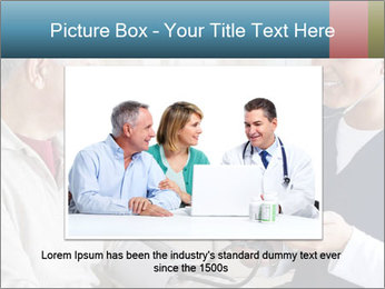 Home health care worker PowerPoint Template - Slide 15