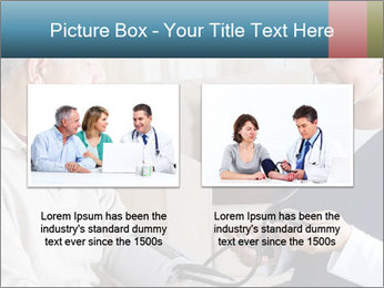 Home health care worker PowerPoint Template - Slide 18