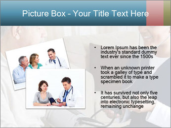 Home health care worker PowerPoint Template - Slide 20