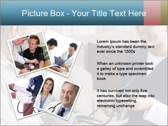 Home health care worker PowerPoint Template - Slide 23