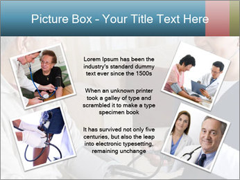Home health care worker PowerPoint Template - Slide 24