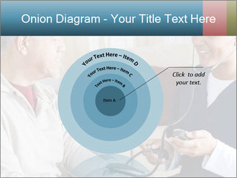 Home health care worker PowerPoint Template - Slide 61