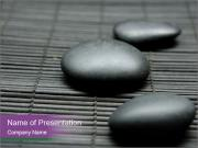 Relaxation Stones PowerPoint Templates