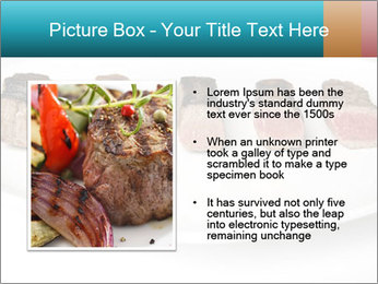 Steak rare to well done PowerPoint Template - Slide 13